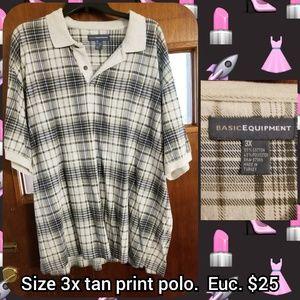 Size 3x polo